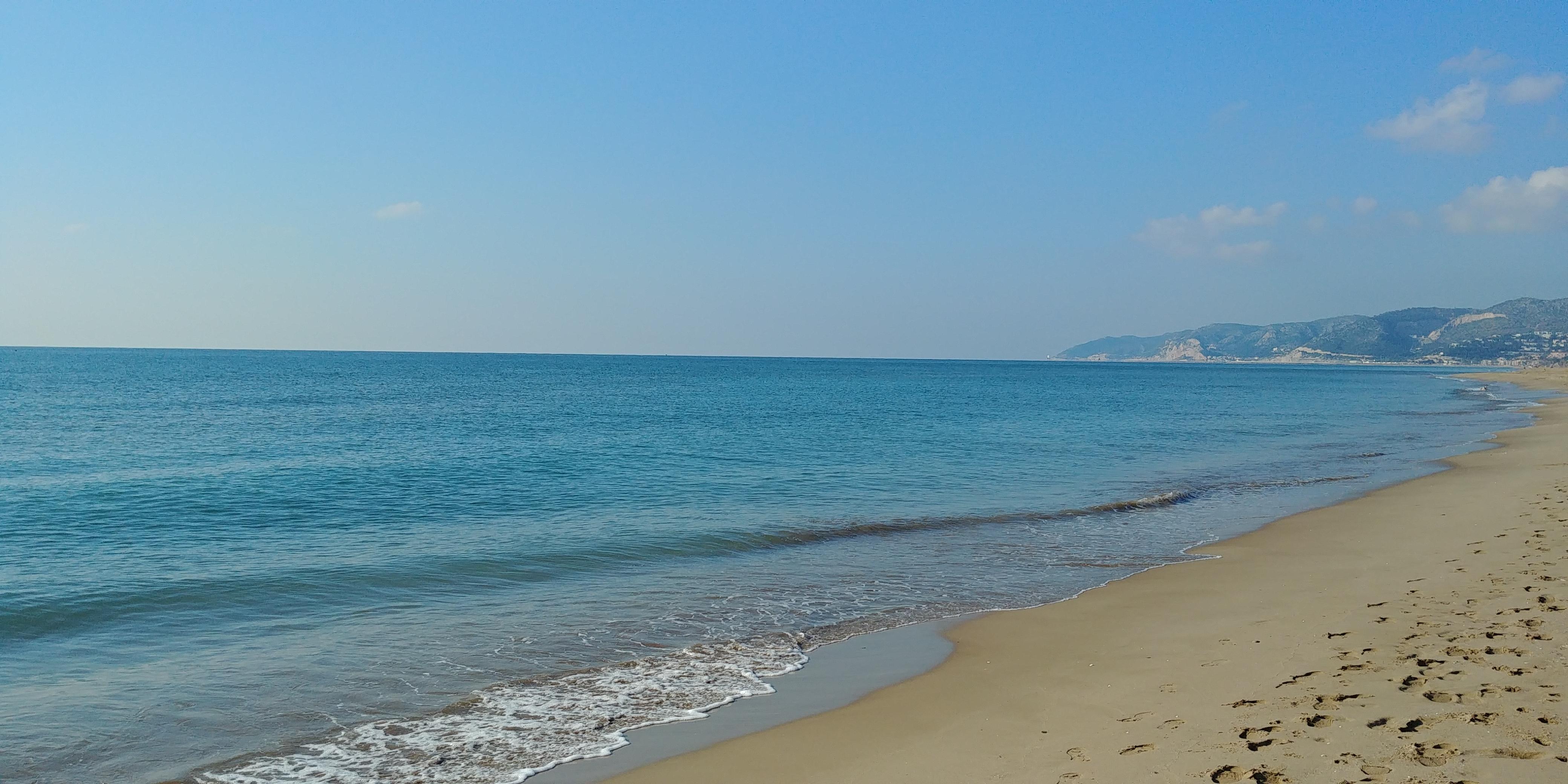Vom Meer, und dem Leben