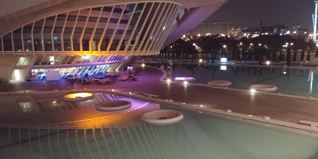 Ciudad de las Artes y de las CienciasI