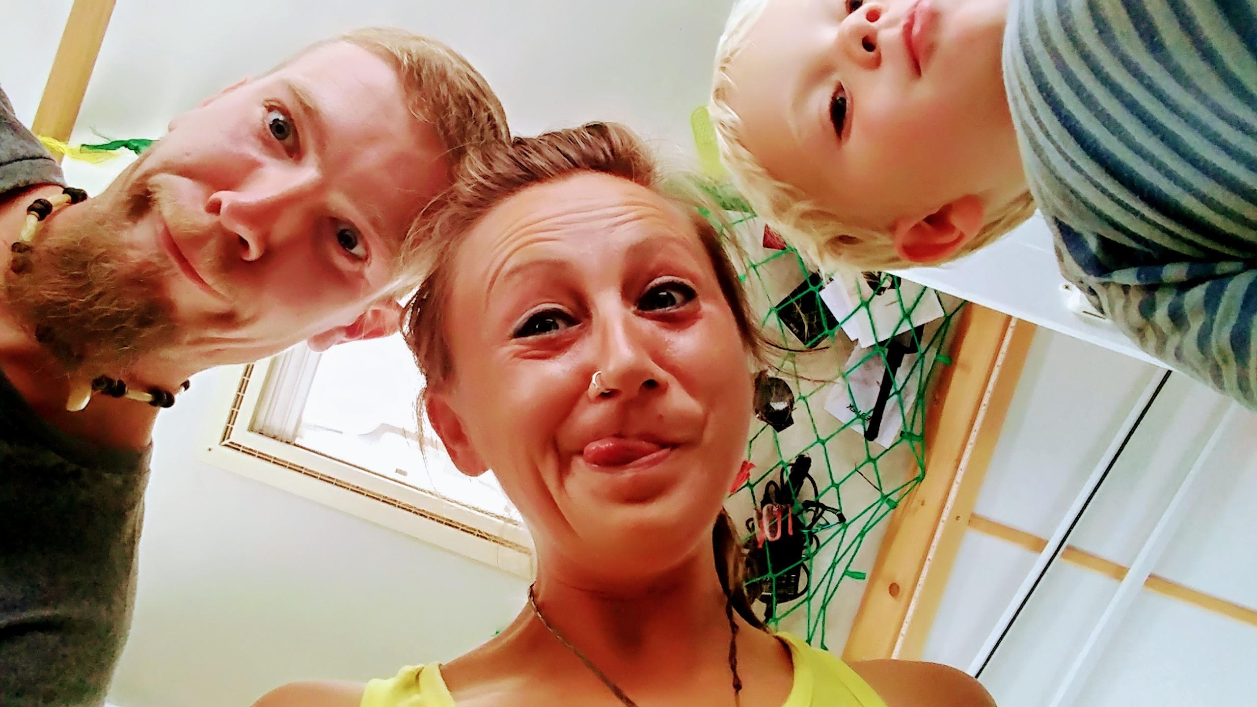 Drei verrückte ReiseRitter