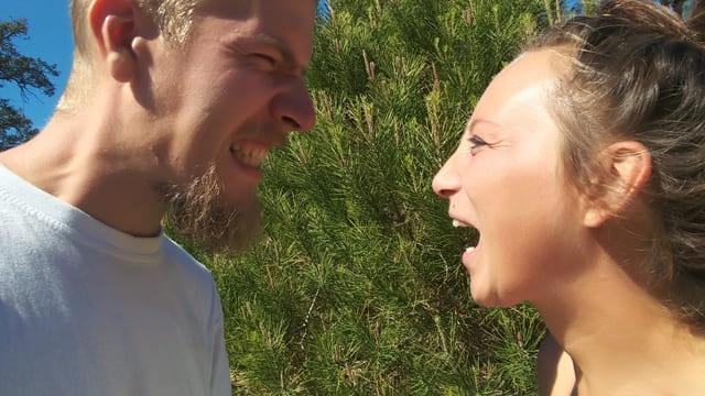 Streitigkeiten Ehe