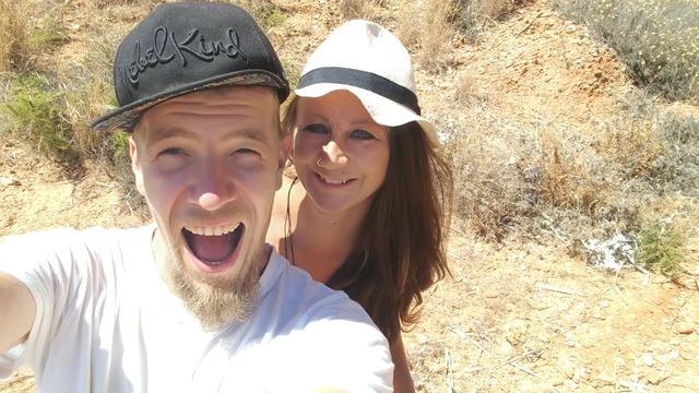 Justyna und Marcel